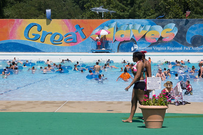 Great Waves Waterpark (16 Aug 2012)