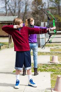 Archery (29 Mar 2013)