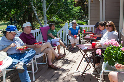 Grady's 80th Birthday (24 Aug 2013)