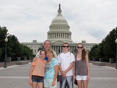 John, Tracy & Rachel's Visit (09 Aug 2013)