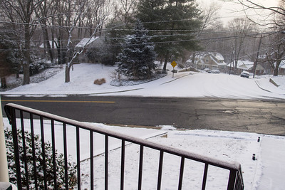 Not much snow this year (24 Jan 2013)