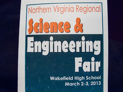Arlington County Science and Engineering Fair (Image taken by Patrick R. Kane on 03 Mar 2013 with Canon PowerShot G12 at ISO 0, f2.8, 1/60 sec and 6.1mm)