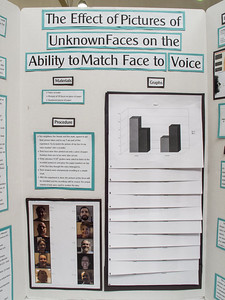 Sydney's project for the Arlington County Science and Engineering Fair (Image taken by Patrick R. Kane on 03 Mar 2013 with Canon PowerShot G12 at ISO 0, f8.0, 1/60 sec and 6.1mm)