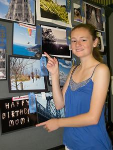 """Parasailing"" and ""Happy Birthday,"" 1st Place, 2014 Arlington County Fair"