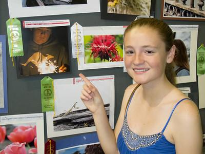 'Spark,' Honorable Mention, 2014 Arlington County Fair