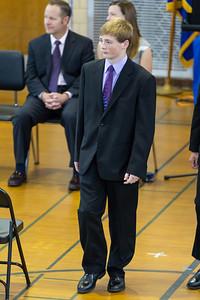 8th Grade Promotion (18 Jun 2014)