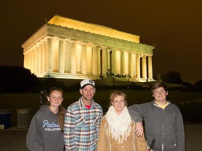 Columbus Day Weekend (10 Oct 2014)