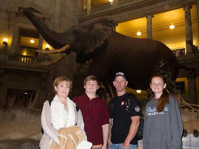 Columbus Day Weekend (11 Oct 2014)