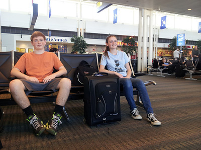 @ Dulles Airport