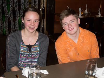 Sydney's 17th Birthday (03 Jan 2015)