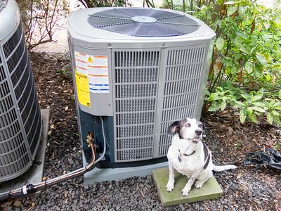 Replacing the Air Conditioner (05 Jun 2016)