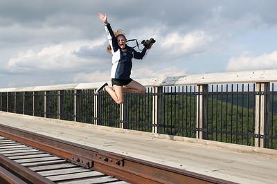 Kinzua Bridge (14 Aug 2017)