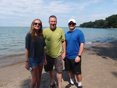 Lake Erie (07 Aug 2017)