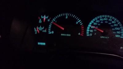 Ram 2500 hits 100,000 miles (09 May 2017)