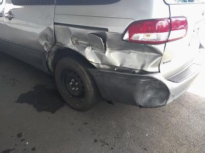 Poor Minivan