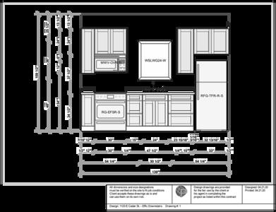 Efficiency Kitchen Cabinets