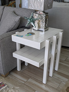 End table inspiration