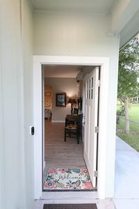 Efficiency entrance