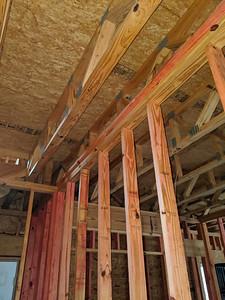 Half bath ceiling