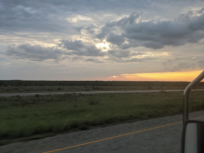 Road to San Angelo