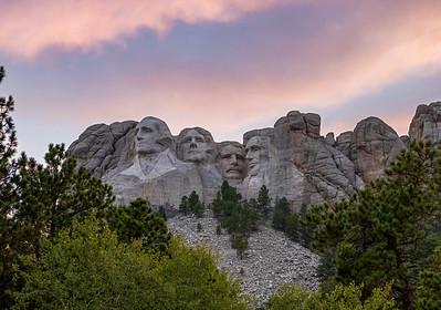 Mount Rushmore, Keystone, South Dakota