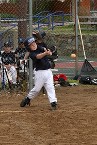 Mariners vs. Marlins, 2008 Arlington Little League Baseball, Minors Division (Image taken with Canon EOS 20D at ISO 400, f5.0, 1/640 sec and 70mm)