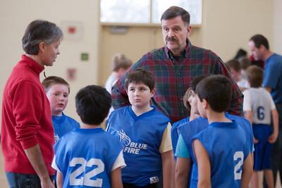 Blue Fire vs Wizards (15 Jan 2011)