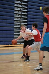 Blue Pythons Basketball (06 Mar 2016)