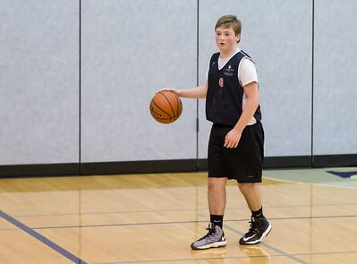 Wizards @ Inferno Basketball (17 Jan 2015)