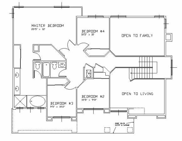 2611 Woodside Place 2nd Floor
