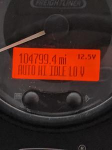 105,000 miles