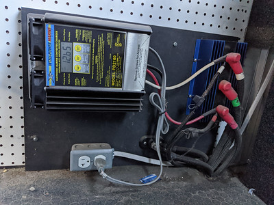 House Battery Chargers