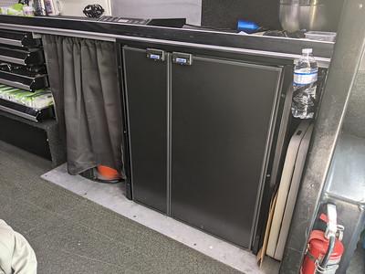 Step Van Refrigerator