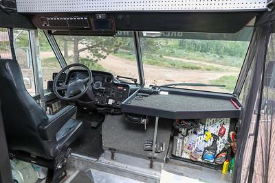 Step Van Cab