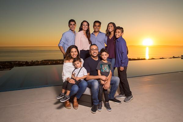 Patel Family 11/22/17