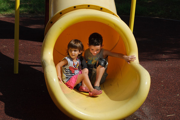 Patrick and Erica 2012