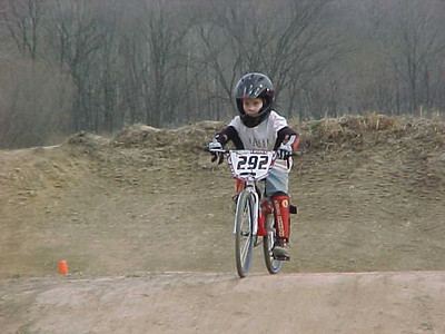 2002 GSS BMX
