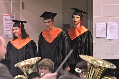 Patrick's High School Graduation