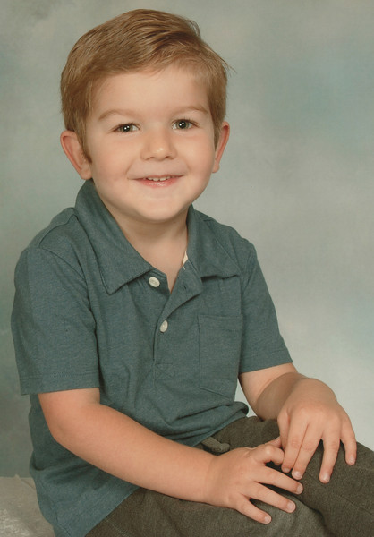 Patrick's Preschool Photos