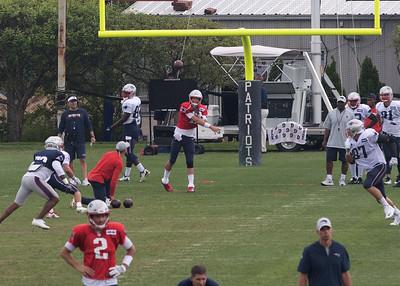 Patriots' Practice - August 14, 2018
