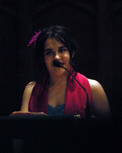 Dina says her valedictorian address