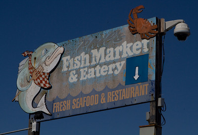 Phil's Fish Market has long been a favorite in the area.