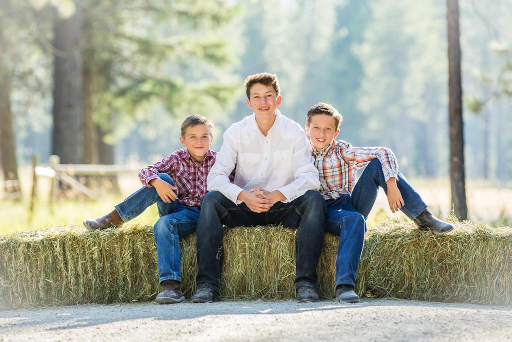 Darrens boys