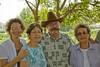 Family Reunion at the Clark Homestead in Paul, Idaho.