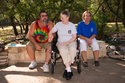 Paula, Donna and Don et al