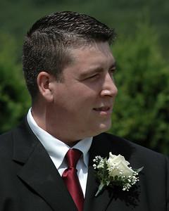 Expectant groom