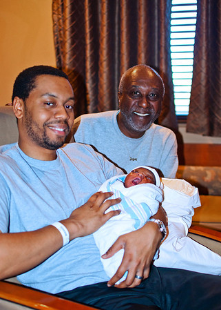 Me, Daddy and Gand Pa