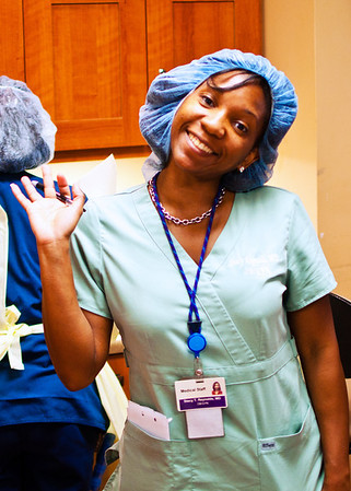 My doctor....Dr. Reynolds
