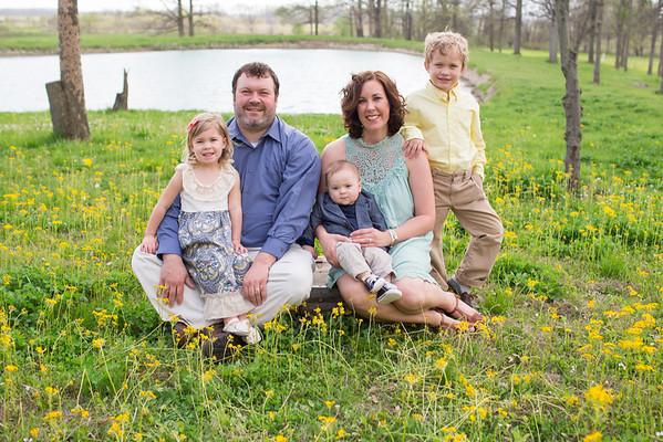 Pearson Family