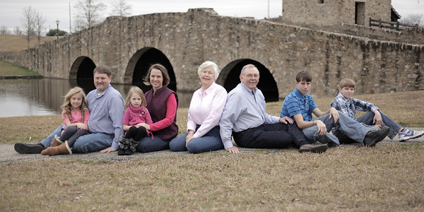 Pearson Family Portraits (David's Favorites)